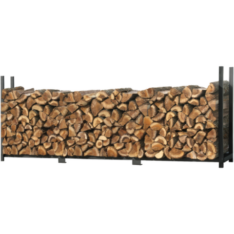 Image of Shelter Logic 9047312 ft. / 3,7 m Ultra Duty Firewood Rack w/o Cover