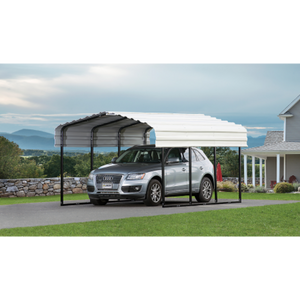 Arrow CPH101507 Arrow® Carport, 10X15x7