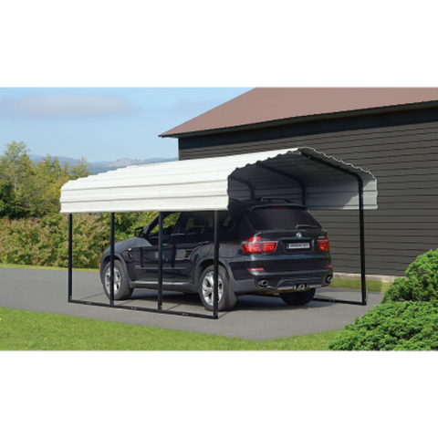 Image of Arrow CPH101507 Arrow® Carport, 10X15x7