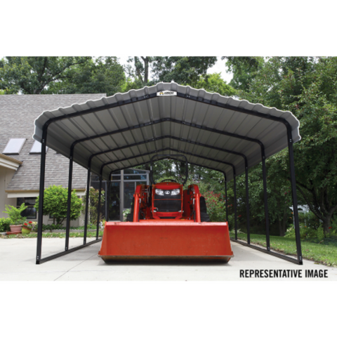 Arrow CPH122407 CARPORT 12X24X07 5 CTNS