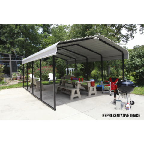 Arrow CPH122907 CARPORT 12X29X07 7 CTNS
