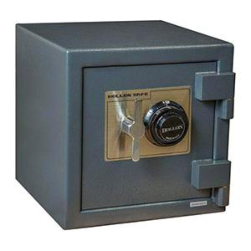 Hollon B1414C B Rated Cash Box with Combination Lock