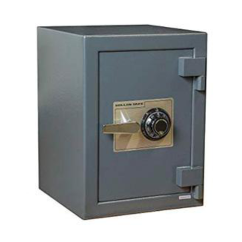 Image of Hollon B2015C B Rated Cash Box with Combination Lock