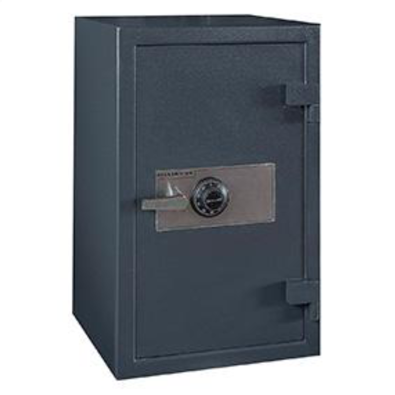 Hollon B3220CILK B Rated Cash Box with inner locking department