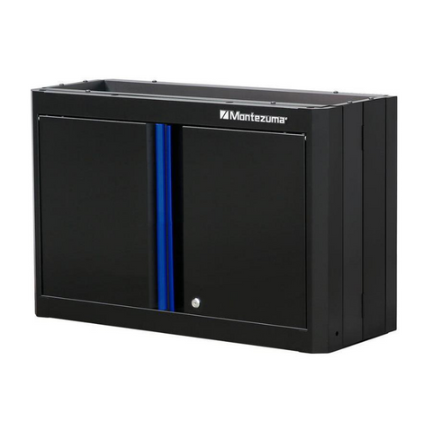 Image of Montezuma BKMG30202WC 2-Door Wall Cabinet