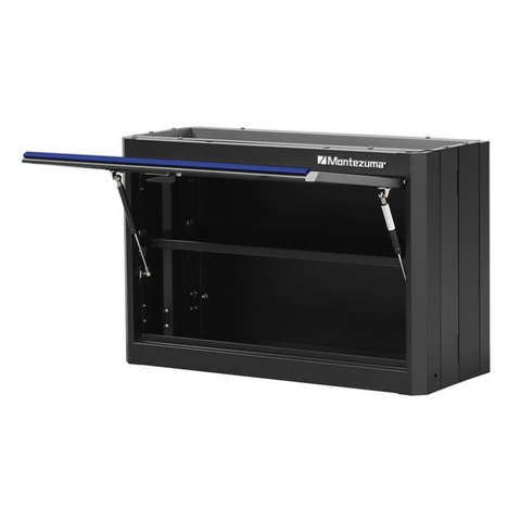 Montezuma BKMG30201WC 1-Door Wall Cabinet