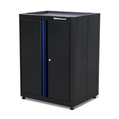 Montezuma BKMG3024STBC 2-Door Stacking Cabinet