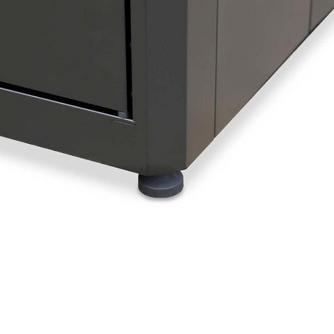 Image of Montezuma BKMG3024TBC 2-Door Tall Cabinet