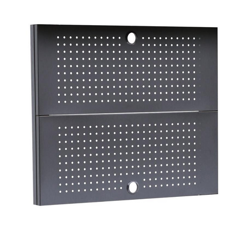 Image of Montezuma BKMGBWC01 Pegboard Back Wall and Posts