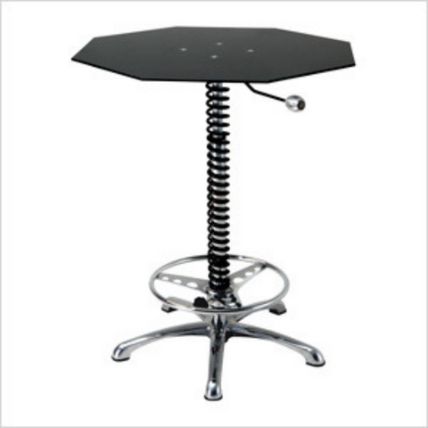 Pitstop Furniture Crew Chief Bar Table