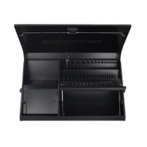 Montezuma DX411B 41-Inch Black Portable Toolbox (Weather Resistant)