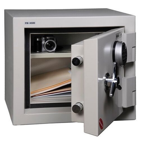 Image of Hollon FB-450C Company Fire and Burglary Safe with Combination Lock