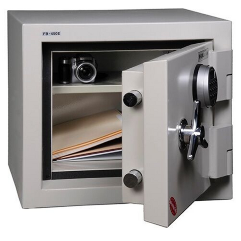Image of Hollon FB-450E Company Fire and Burglary Safe with Electronic Lock