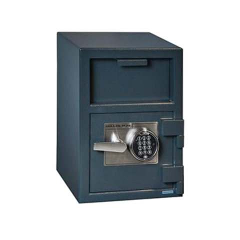 Hollon FD-2014E Depository Safe with Electronic Lock