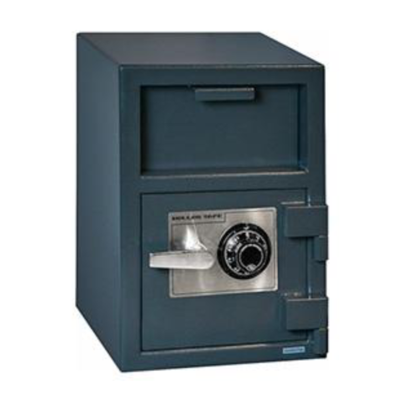 Hollon FD-2014C Depository Safe with Combination Lock