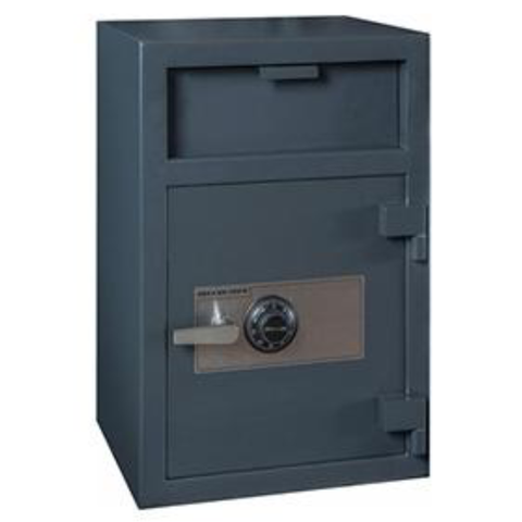 Image of Hollon FD-3020CILK Depository Safe with inner locking department