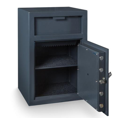Hollon FD-3020C Depository Safe with Combination Lock