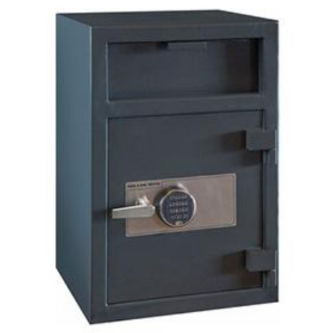Image of Hollon FD-3020EILK Depository Safe with inner locking department