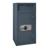 Hollon FD-4020C Depository Safe with Combination Lock