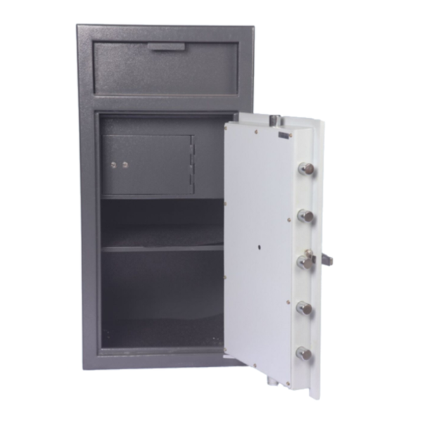 Hollon FD-4020EILK Depository Safe with inner locking department