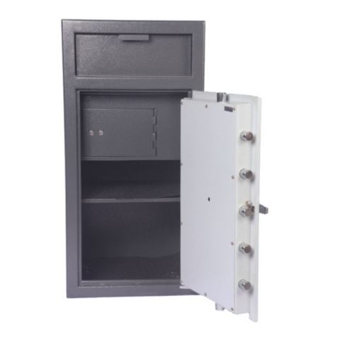 Image of Hollon FD-4020EILK Depository Safe with inner locking department