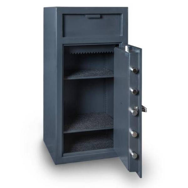 Hollon FD-4020E Depository Safe with Electronic Lock