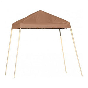 ShelterLogic 22574 8x8 SL Pop-up Canopy, Desert Bronze Cover, Carry Bag