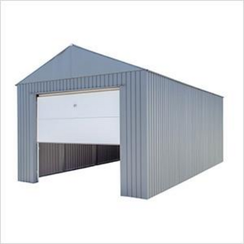 Image of Sojag Everest Garage 1'2 x 20' Charcoal
