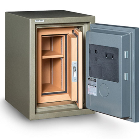 Hollon HDS-500E Data Safe with Electronic Lock