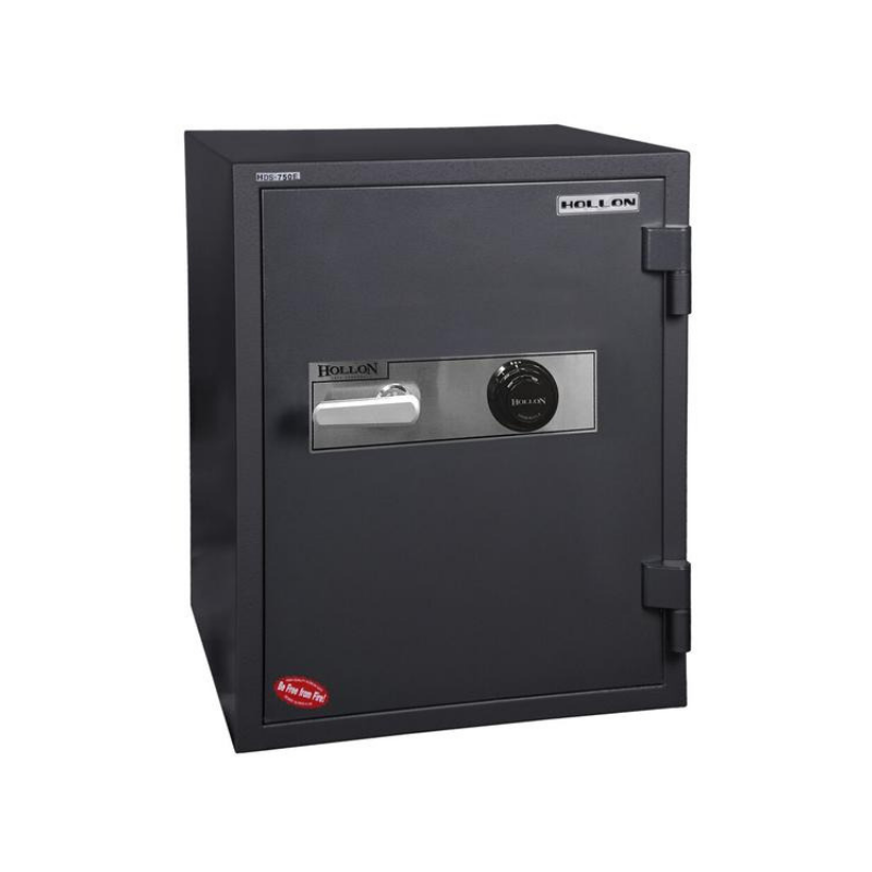 Hollon HDS-750C Data Safe with Combination Lock