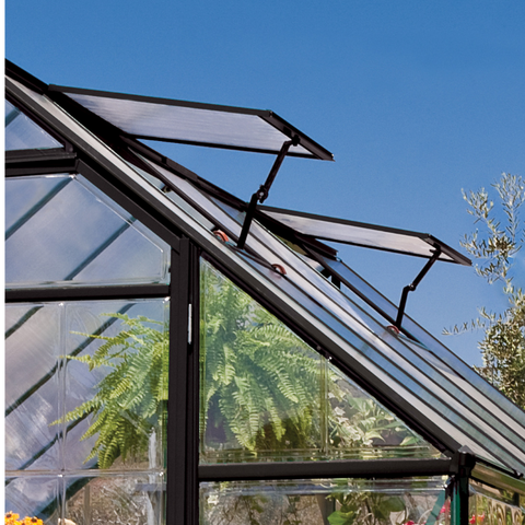 Image of Palram Chalet 12' x 10' Greenhouse - HG5400