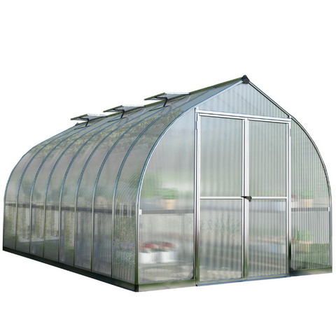 Image of Palram Bella 8' x 16' Greenhouse - HG5416