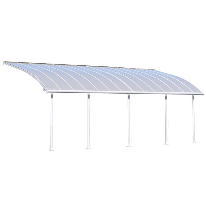 Palram Joya 10' x 28' Patio Cover - HG8928