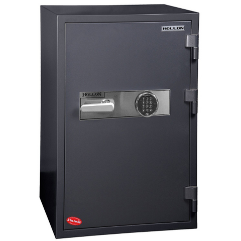 Image of Hollon HS-1000E Company 2 Hour Office Safe with Electronic Lock