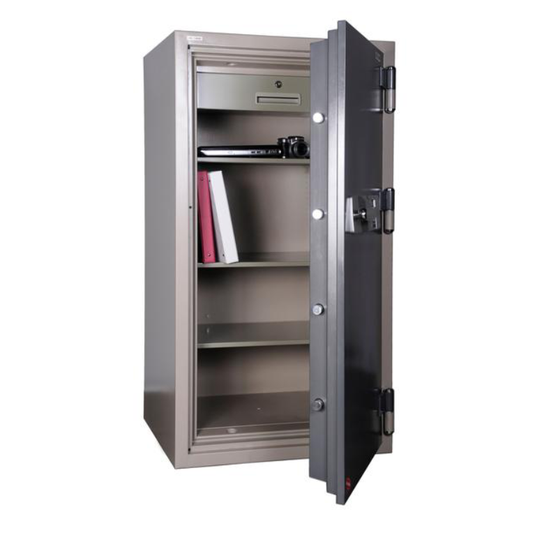 Hollon HS-1400C Company 2 Hour Office Safe with Combination Lock