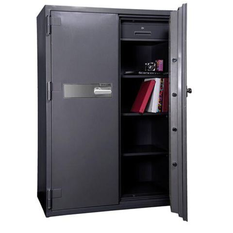 Image of Hollon HS-1750C Company 2 Hour Office Safe with Combination Lock