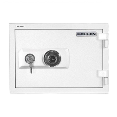 Image of Hollon HS-360D 2 Hour Home Safe with Dial Lock