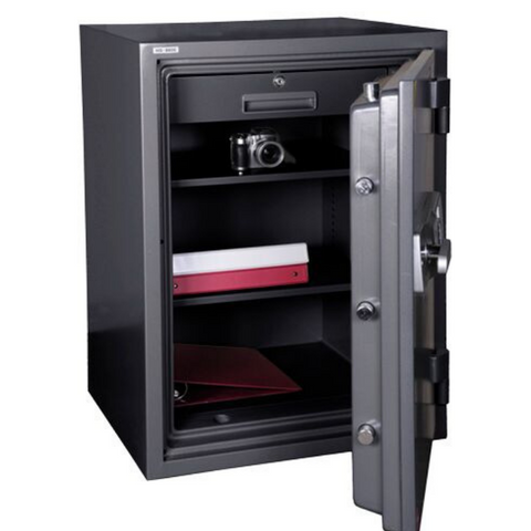 Image of Hollon HS-880C 2 Hour Office Safe with Combination Lock