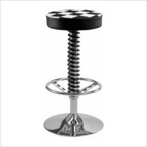 Pitstop Furniture Crew Bar Stool