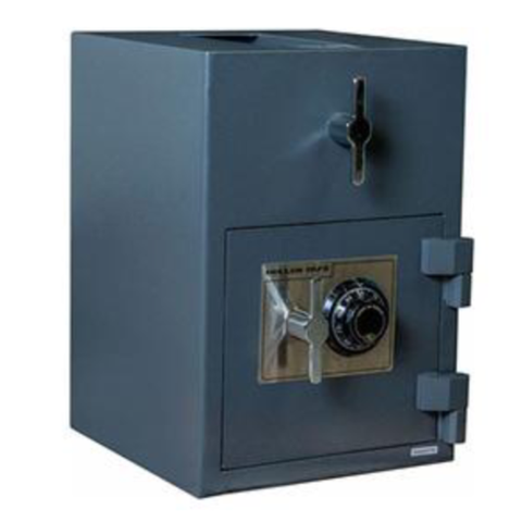 Image of Hollon RH-2014C Rotary Hopper Depository Safe with Combination Lock