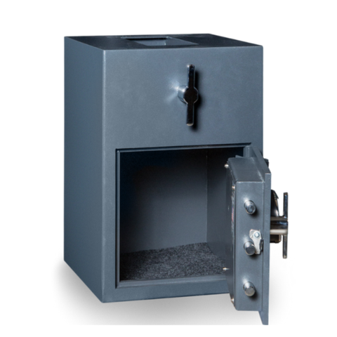 Hollon RH-2014C Rotary Hopper Depository Safe with Combination Lock