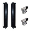 Aleko Sliding Gate Roll Hardware Kit ROLLERKIT-AP
