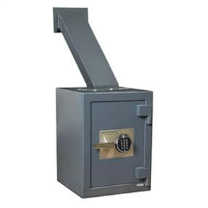 Hollon TTW-2015E THROUGH THE WALL SAFE with Electronic Lock