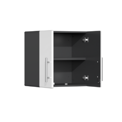 Image of Ulti-MATE Garage 2.0 Series 2-Door White Wall Cabinet