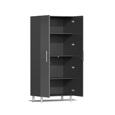 Image of Ulti-MATE Garage 2.0 Series 2-Pc Tall Grey Cabinet Kit