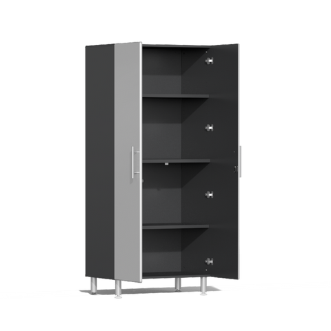 Image of Ulti-MATE Garage 2.0 Series 3-Pc Tall Silver Cabinet Kit