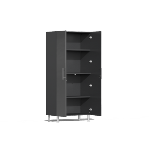 Image of Ulti-MATE Garage 2.0 Series 4-Pc Tall Grey Cabinet Kit
