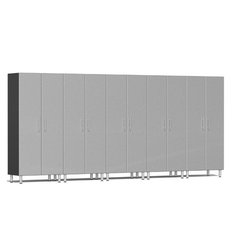 Image of Ulti-MATE Garage 2.0 Series 5-Pc Tall Silver Cabinet Kit