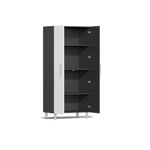 Image of Ulti-MATE Garage 2.0 Series 5-Pc Tall White Cabinet Kit