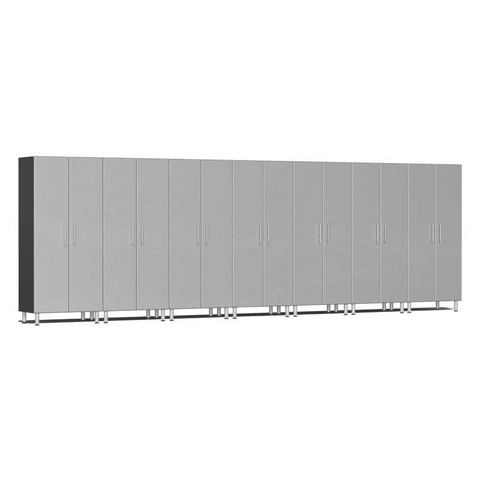 Image of Ulti-MATE Garage 2.0 Series 7-Pc Tall Silver Cabinet Kit